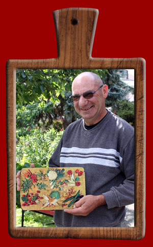 PLANTSE À DÉKOPÂ Donated by Antoine Moulin