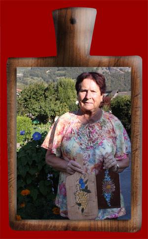 PLANTSE À DÉKOPÂ Donated Mme Jeanette Michellod