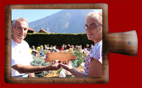 PLANTSE À DÉKOPÂ Don De M & Mme Julon Et Rita Gaudard