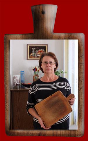 PLANTSE À DÉKOPÂ Donated by Mme Marie-France Michellod